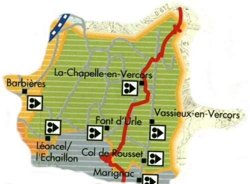 Espace royan vercors - Office de tourisme la chapelle en vercors ...